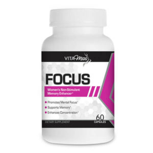 vitamiss focus memory supplement