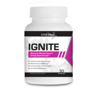 vitamiss ignite preworkout pills for women