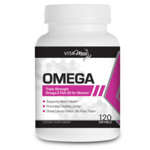 vitamiss omega supplement for women