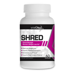vitamiss shred fat burner