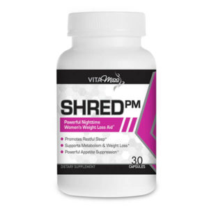 vitamiss shred pm diet pill for women